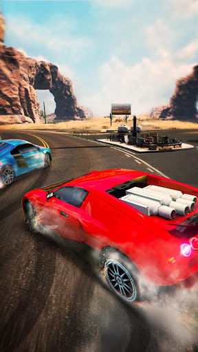 Furious Speed Chasing - Highway car racing game - screenshot