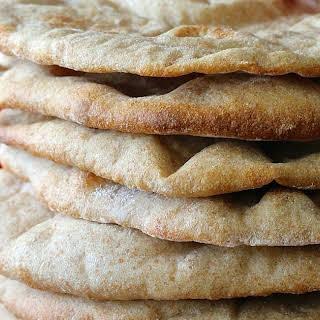 Spelt Pita Bread.