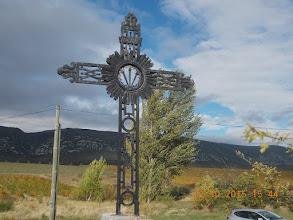Photo: Croix de Rogation? à notre Dame de Laval