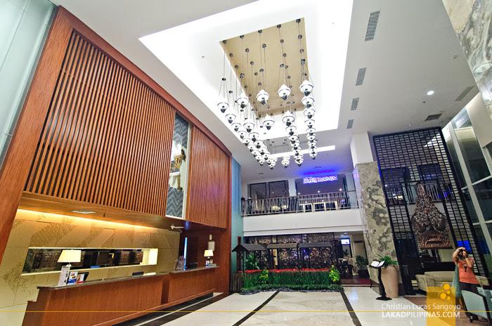 Jambuluwuk Yogyakarta Lobby
