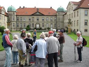 Photo: Führung durch Schloss Hünnefeld