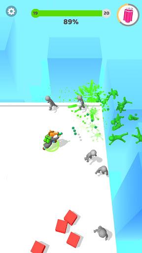 Paintman 3D - Stickman shooter  screenshots 3