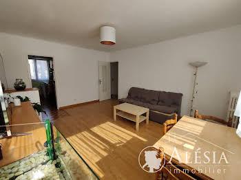 Appartement 4 pièces 66,34 m2