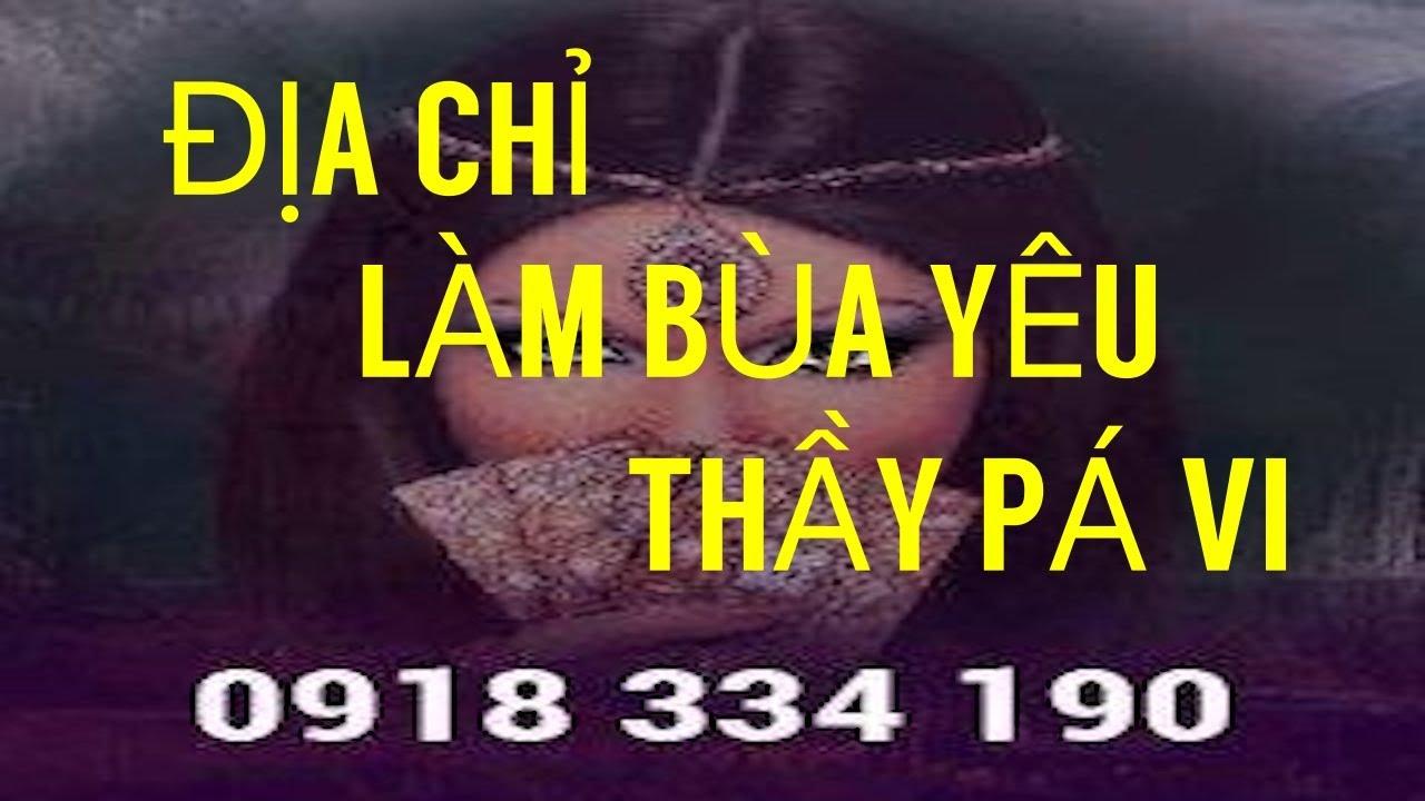 3. Địa chỉ thầy bùa yêu ở Bắc Ninh uy tín