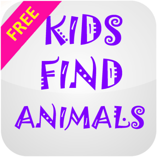 Kids Find Animals