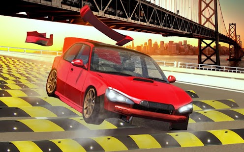 Download 100 Speed Bump Crash Car Driving For PC Windows and Mac apk screenshot 7