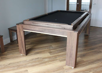 Revolving Pool Dining Table