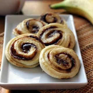 Cinnamon-Brioche Pinwheels.