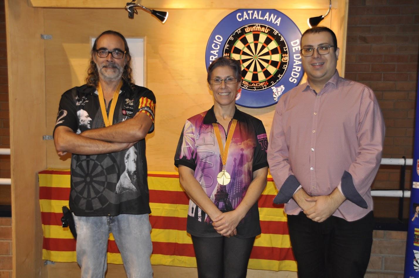 Carles Arola, Montser Boronat i Josep Maria Salvadó