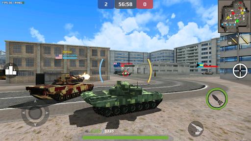 Armored War - Global PVP 2.0.38 screenshots 4