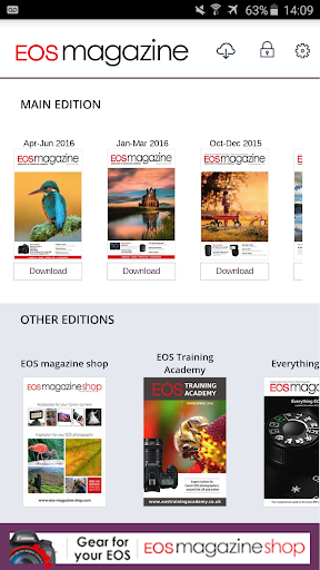 玩免費新聞APP|下載EOS magazine: for Canon users app不用錢|硬是要APP