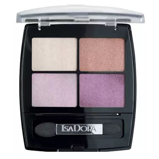 IsaDora Eye Shadow Quartet 27 Amethyst Crystal