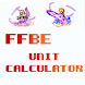 FFBE Unit Calculator