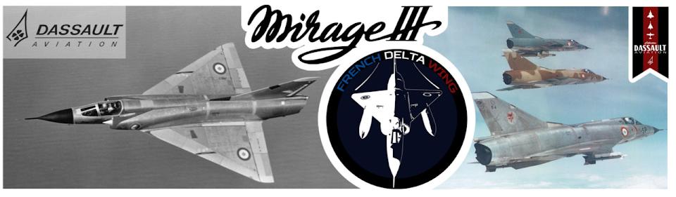 mirage 3 Dassault