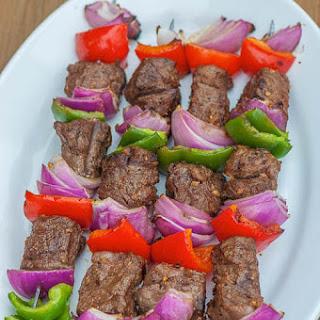 Beef Kebab.