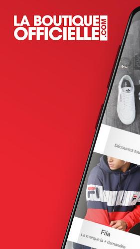 La Boutique Officielle Android App Screenshot