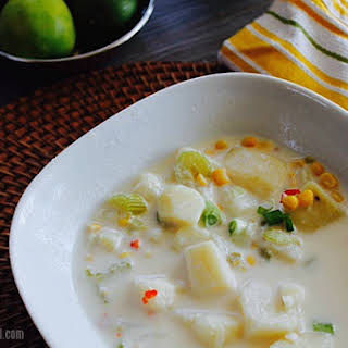 MexiCorn Chowder.