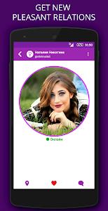 Chatmap - chat & dating on map screenshot 3