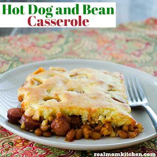 Hot Dog Cornbread Casserole Recipes.