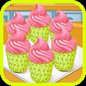 Cupcake Maker-Cooking game icon