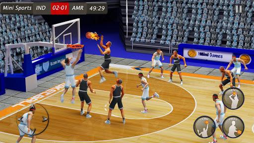 Basketball strikes 2019: Play Slam Basketball Dunk 1.0.3 screenshots 3
