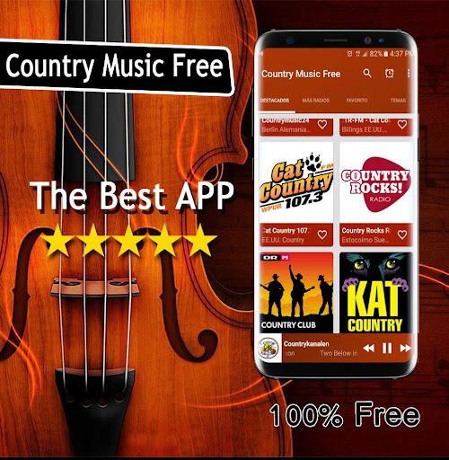 Country Music Free 1.2.3 screenshots 1
