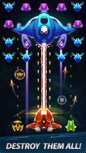 Galaxy Attack - Space Shooter 2020 1.4.02 screenshots 1