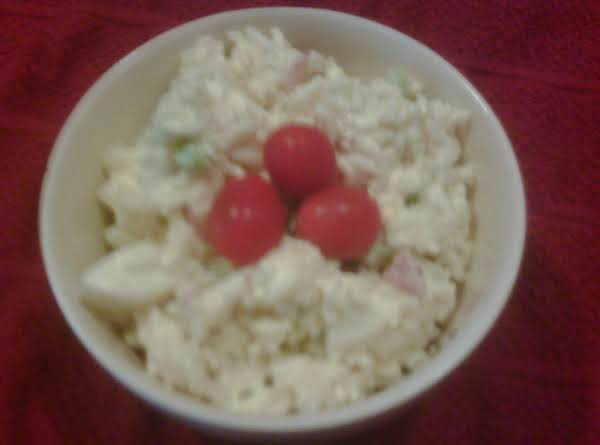 Rice Potato Salad