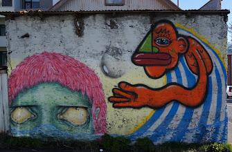 Photo: Street mural