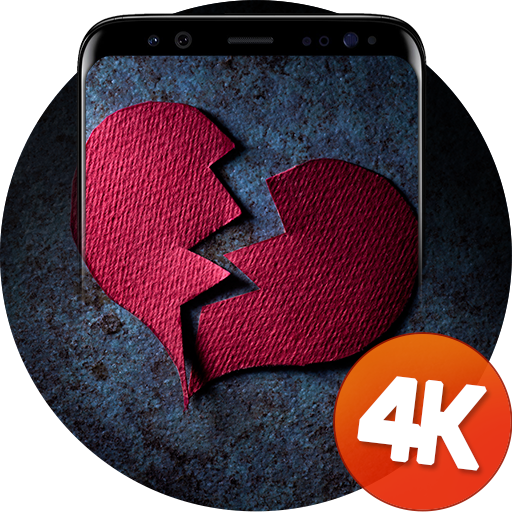 Broken Heart Wallpapers 4k Android APK Download Free By Ultra Wallpapers