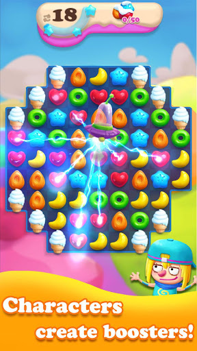 Crazy Candy Bomb screenshot 1