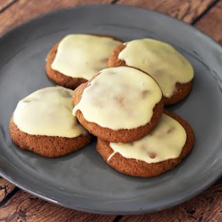 Sweet Potato Pecan Cookies.