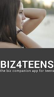 Biz4Teens - náhled