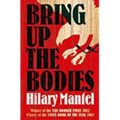 Bring up the Bodies won the Booker Prize in 2012.