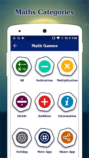 Math Games - Maths Tricks 1.4 {cheat|hack|gameplay|apk mod|resources generator} 1