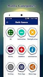 Math Games - Maths Tricks APK screenshot thumbnail 6
