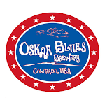 Logo of Oskar Blues Bourbon Barrel Aged Ten Fidy