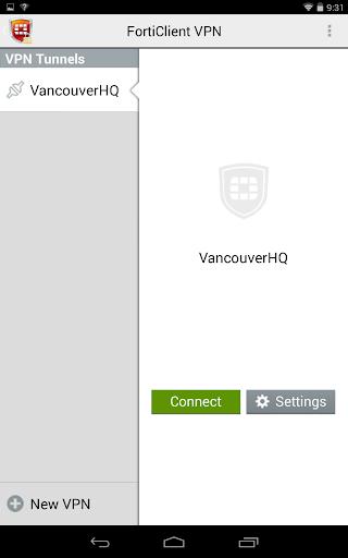 FortiClient VPN 6.2.3.0332 screenshots 8