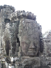 Photo: Bayon at Angkor Thom