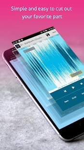 MP3 Cutter and Ringtone Maker- screenshot thumbnail