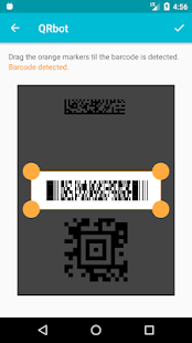 QR Code Scanner- screenshot thumbnail
