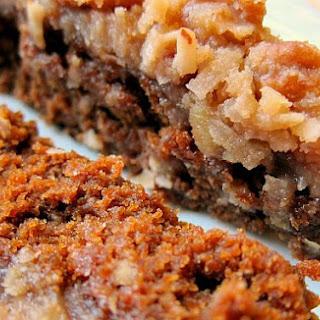 Amazingly Moist Oatmeal Molasses Cake