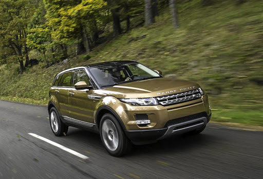 More details are emerging of the replacement for the current Range Rover Evoque. Picture: NEWSPRESS UK