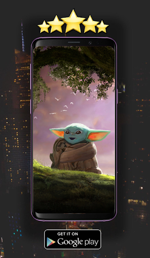 Download Baby Yoda Wallpaper Free For Android Download Baby Yoda Wallpaper Apk Latest Version Apktume Com