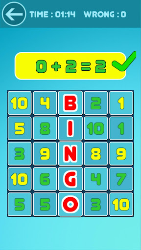 Math Bingo Grade K-4 Apk | Download Only APK file for Android