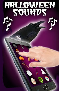 scary halloween sound effects by educa kids poster