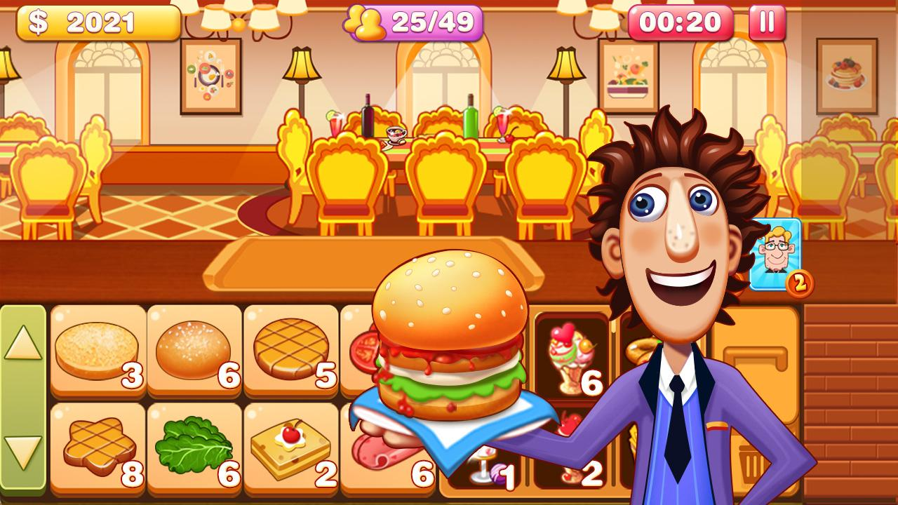 how to play burger tycoon