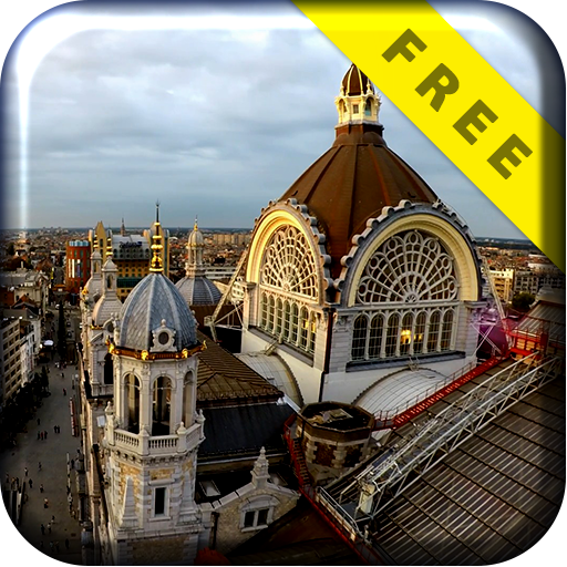 Belgium City Live Walpaper