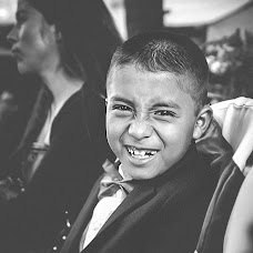 Wedding photographer Gustavo Vega (GustavoVega2017). Photo of 19.10.2018