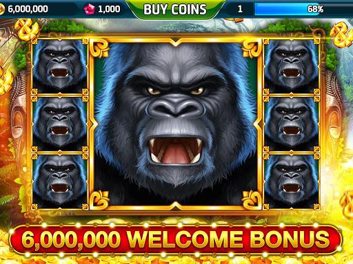 Ape About Slots NEW Vegas Casino Slot Machine Free screenshot 17